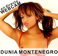 Hot Live Sex with Dunia Montenegro - Click here !